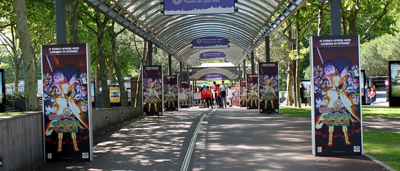 Image gallery expo villepinte for Parking parc des expositions paris